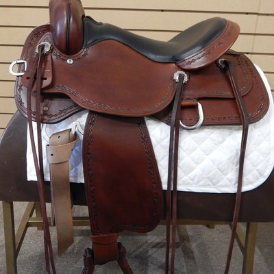 High Horse Used High Horse Trail Saddle