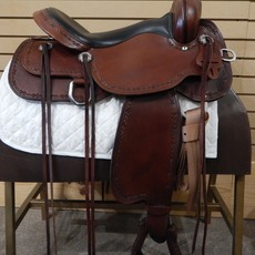 High Horse Used High Horse Trail Saddle - WT 79
