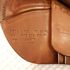 Used  CWD Jump Saddle - T292