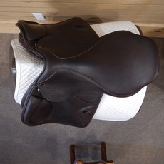 M. Toulouse Used M. Toulouse Premia Jumping Saddle - T291