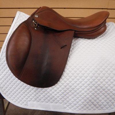 Pessoa Used Pessoa A/O Junior Saddle