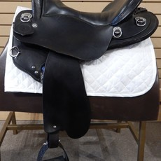 Tucker Used Tucker Endurance Saddle - WT 63