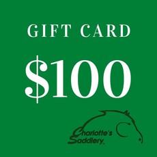 $100.00 Gift Card