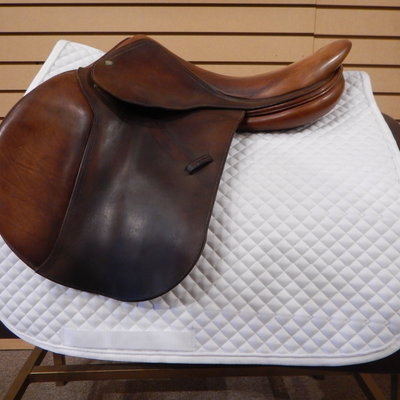 Used Devoucoux Biarritz Jumping Saddle