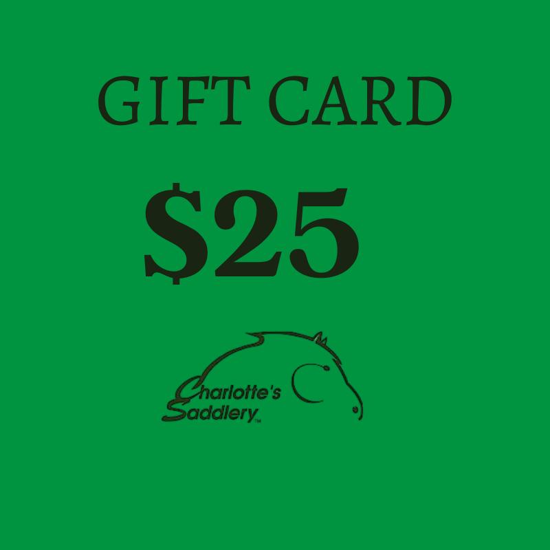 $25.00 Gift Card