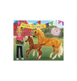 Breyer Breyer Birthday at the Barn
