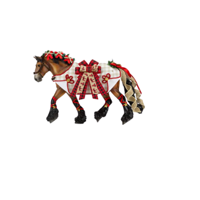 Breyer Breyer Yuletide Greetings  Holiday Horse 2020