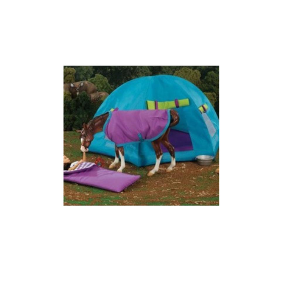 Breyer Backcountry Camping Set