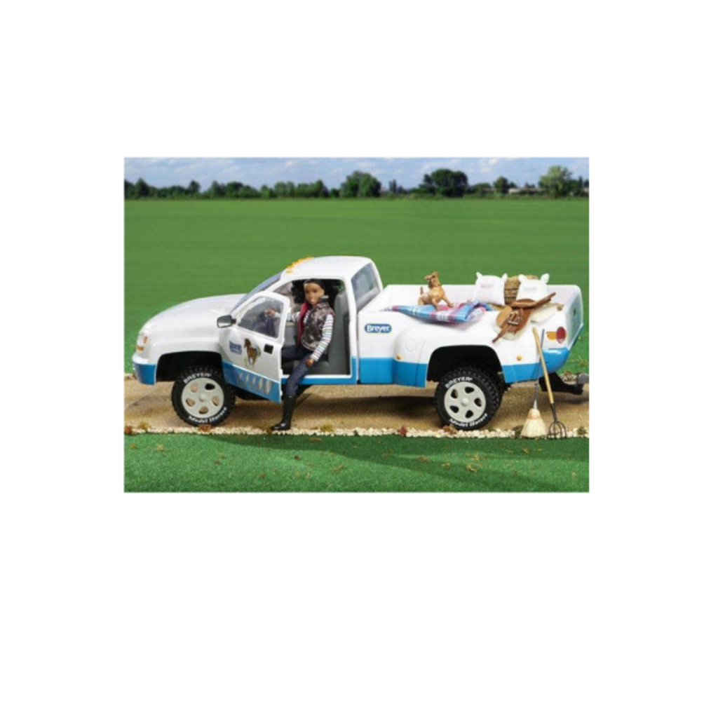 "Breyer Breyer Traditional Series ""Dually"" Truck"