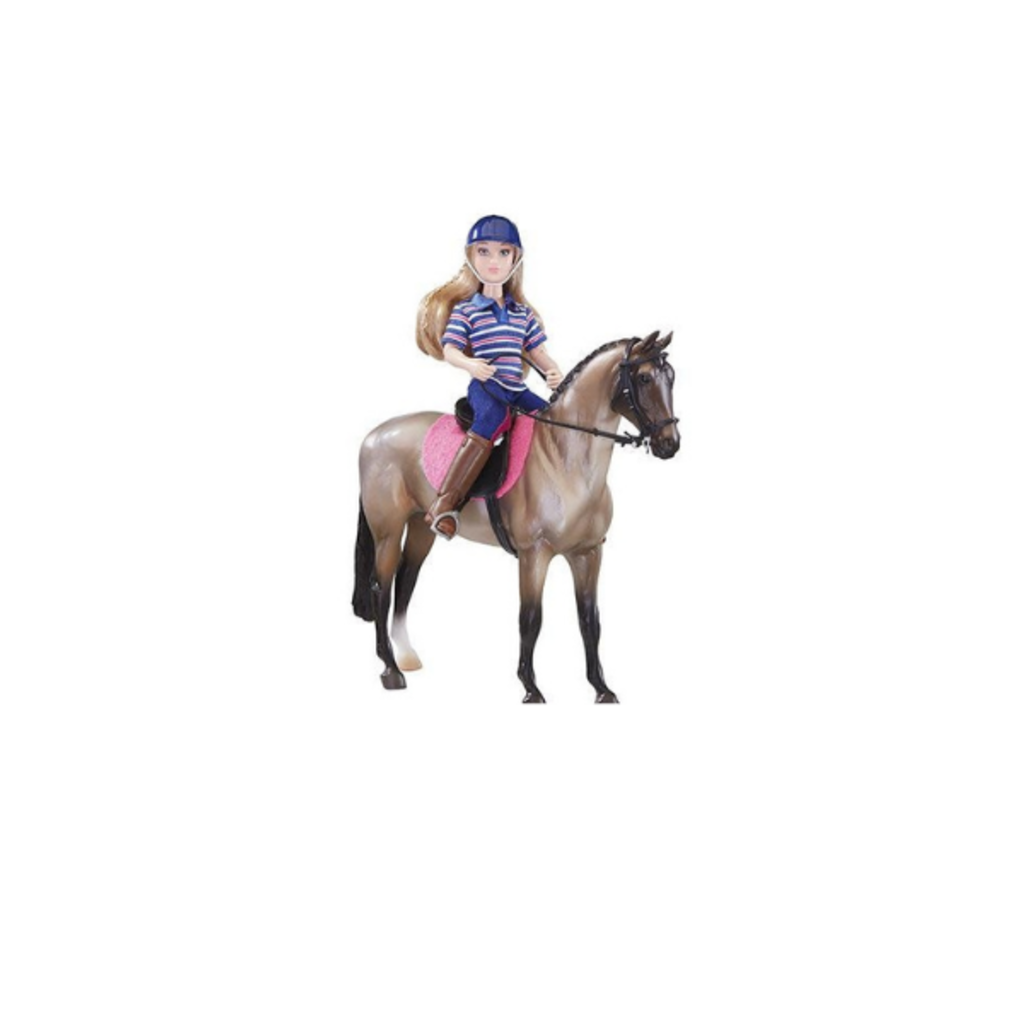 Breyer Breyer English Horse and Rider