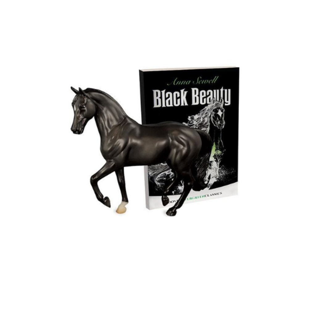 Breyer Breyer Black Beauty Horse & Book Set