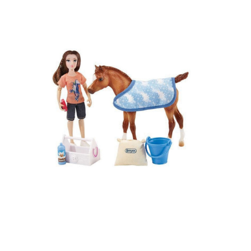 Breyer Breyer Freedom Series Bath Time Fun