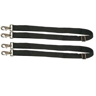 Weatherbeeta Blanket Leg Straps 2 Snap