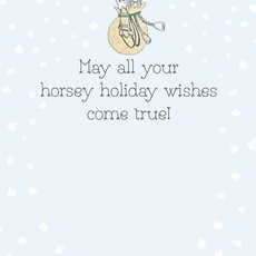 Horse Hollow Christmas Cards