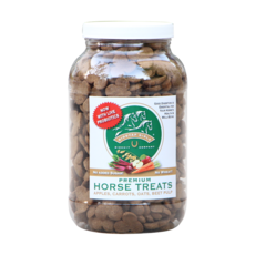 Giddyap Girls Premium Horse Treats 3.5Lb Jar