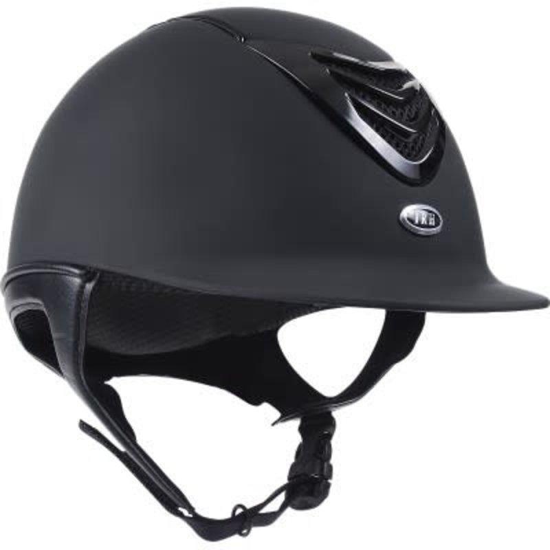 IRH Helmets IRH Riding Helmet 4G Matte Black