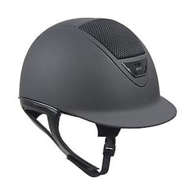 IRH Helmets IRH 4G XLT Helmet Matt/Matt Vent