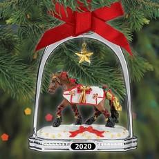 Breyer Breyer Yuletide Greetings Holiday Ornament 2020