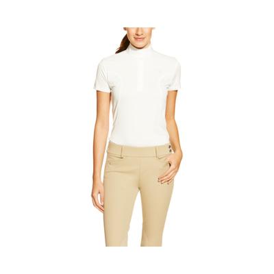Ariat Ariat Aptos Ladies Short Sleeve White