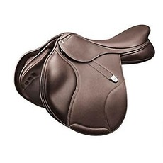 Bates Bates Elevation  Lux Leather Saddle