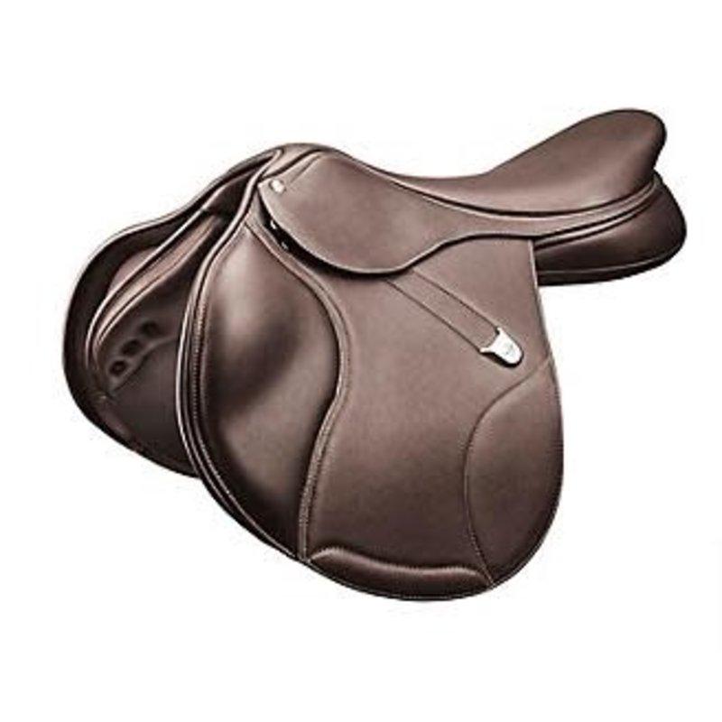 Bates Bates Elevation  Lux Leather Saddle