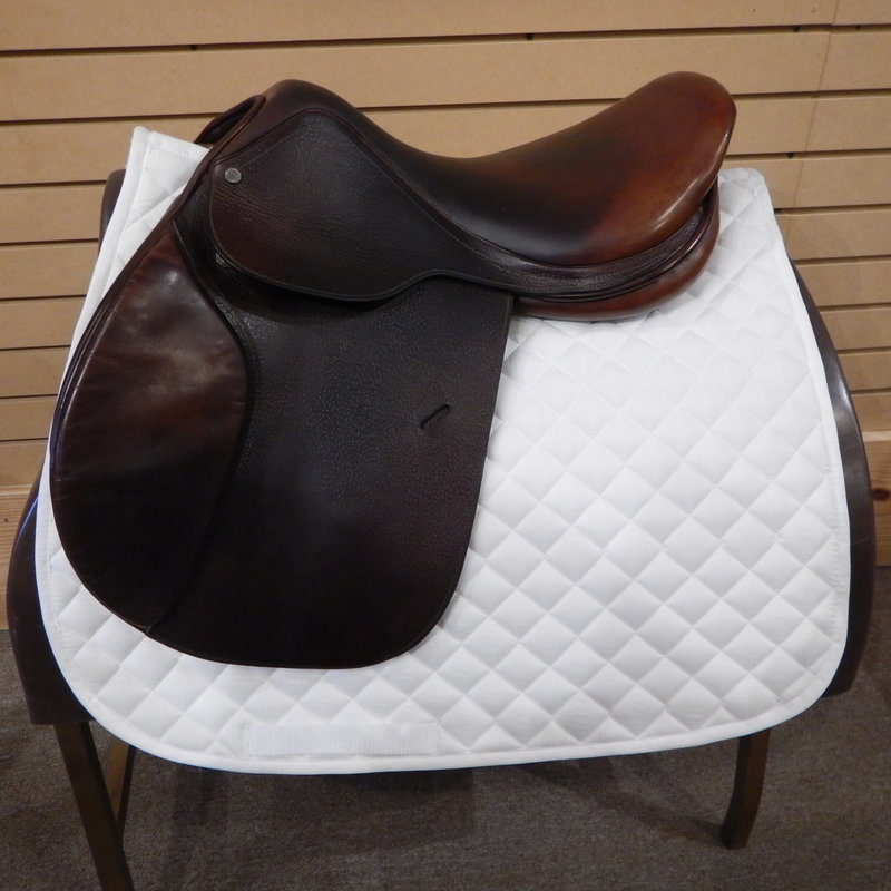 Used Barnsby Aurora Jumping Saddle