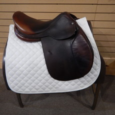 Used Barnsby Aurora Jumping Saddle - T303