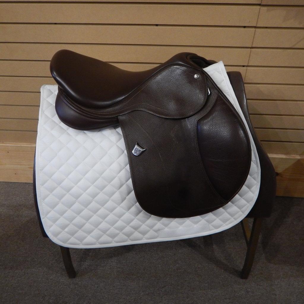 Bates Used Bates Caprilli Jumping Saddle - T308