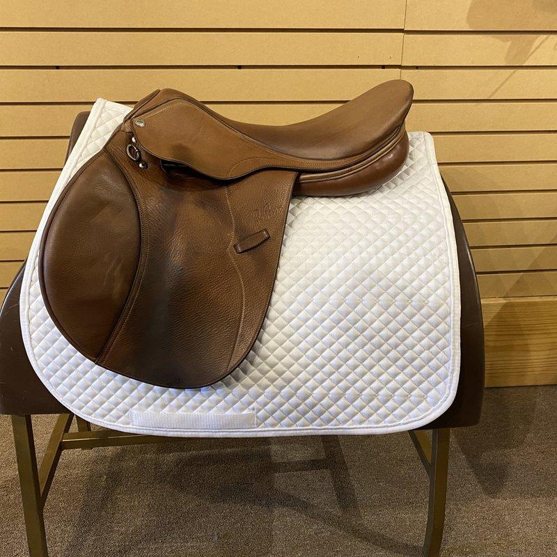 Pessoa Used Pessoa GenX Jumping Saddle