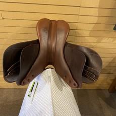 Pessoa Used Pessoa GenX Jumping Saddle - T309