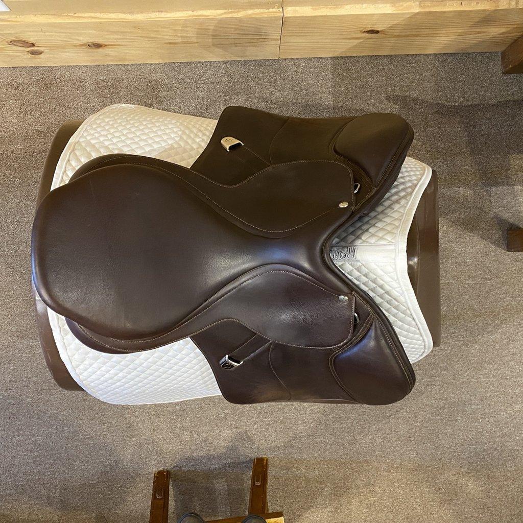 Bates Used Bates Caprilli Jumping Saddle - T310