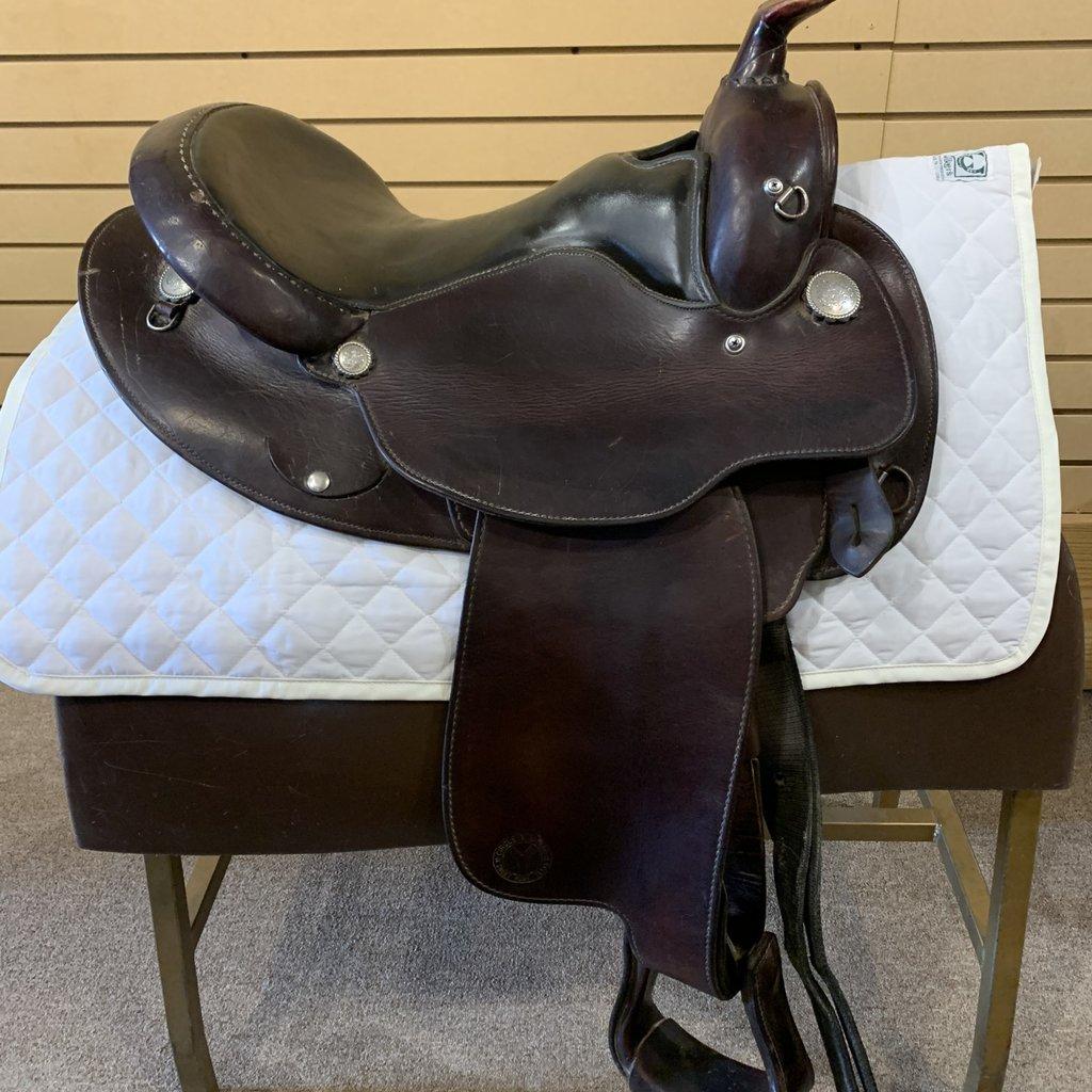 Circle Y Used Circle Y Equitation Saddle - WT91