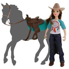 Breyer Breyer Natalie, Cowgirl
