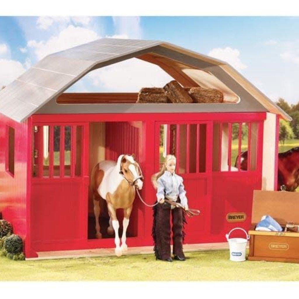 Breyer Breyer Two Stall Barn