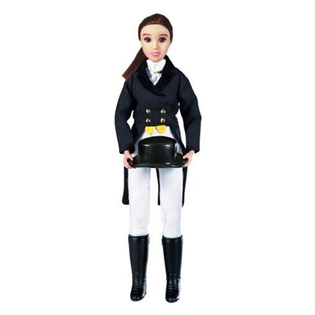 """Breyer Breyer Megan Dressage Rider - 8"""" Figure"""