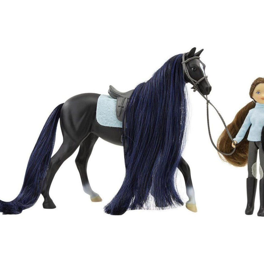 Breyer Jet and English Rider, Charlotte
