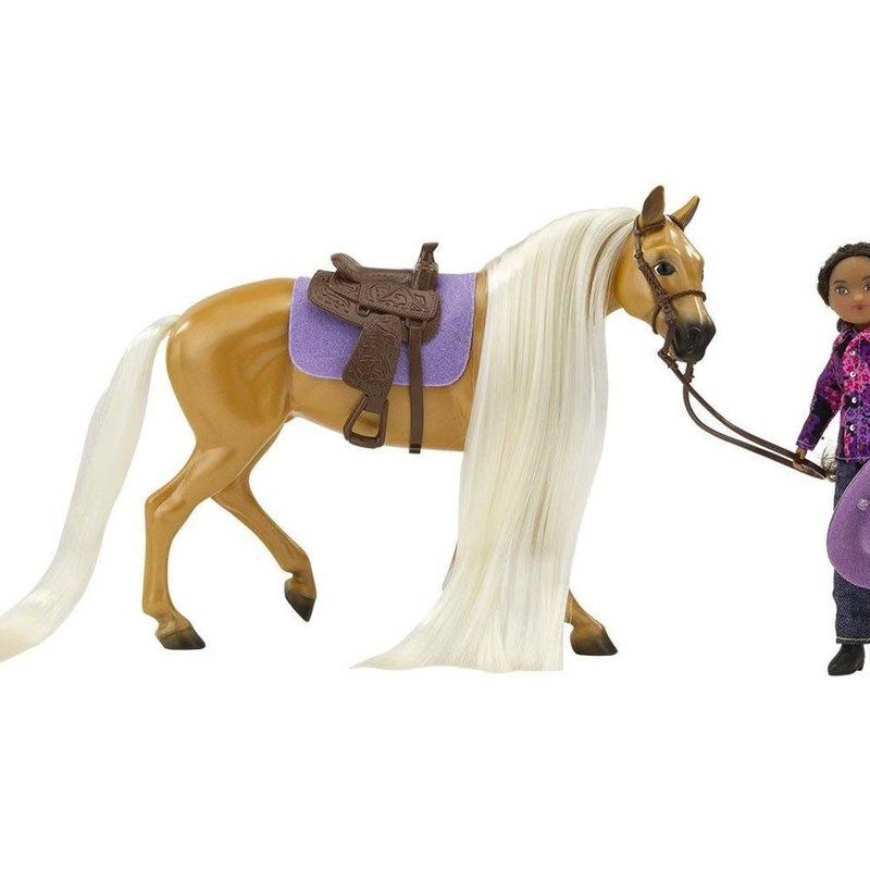 Breyer Breyer Charm and Western Rider, Gabi