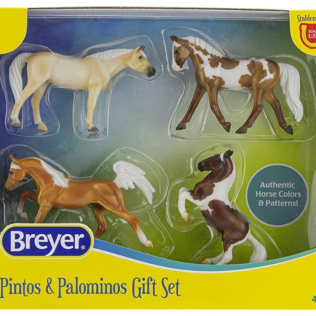 Breyer Breyer Pintos and Palominos Gift Set