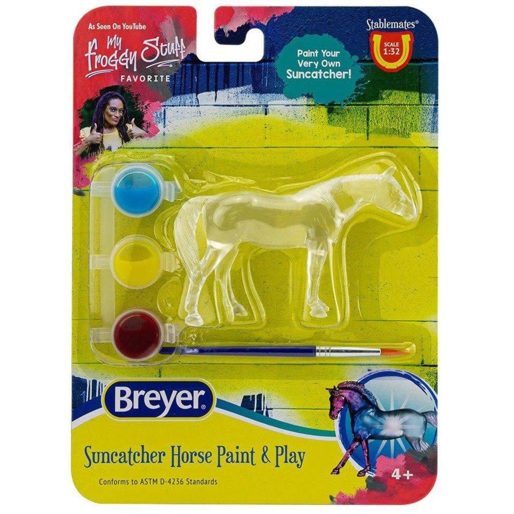 Breyer Breyer Suncatcher Horse Paint and Play