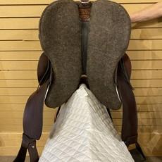 DIXIELAND Used Dixieland Trail Gaited Saddle - WT92
