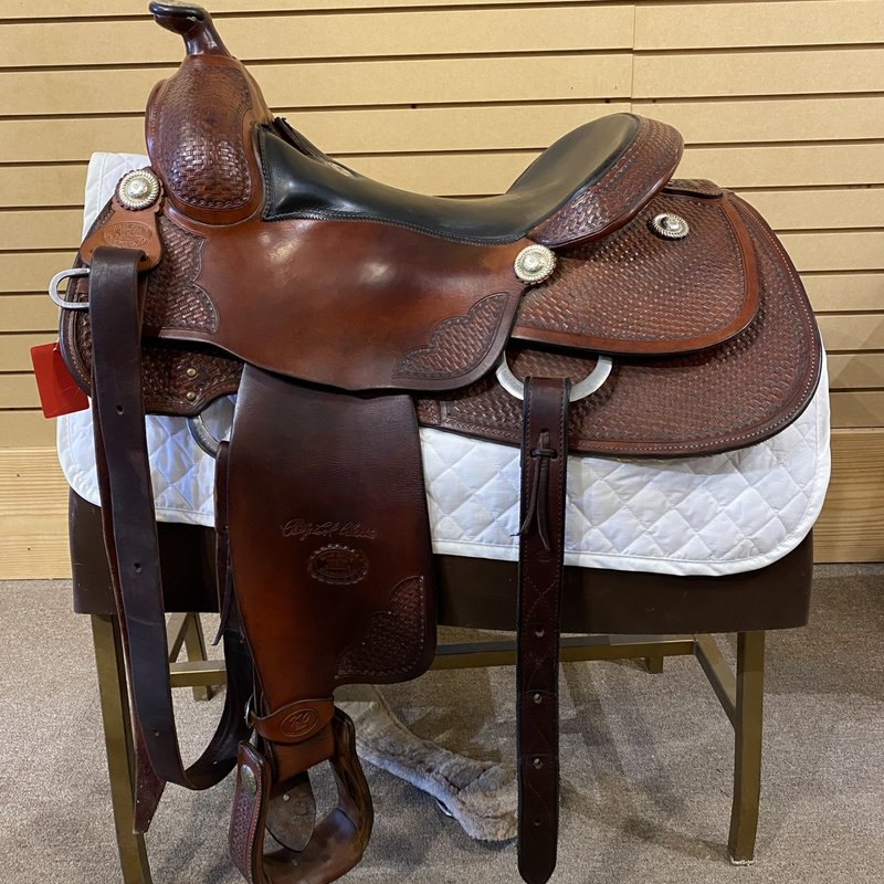 Used Billy Cook Trail Saddle