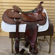 Used Billy Cook Trail Saddle - WT94