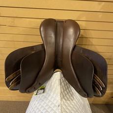 Pessoa Used Pessoa Gen X Jumping Saddle-T 322