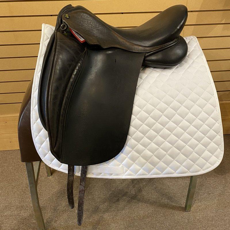 Used VC Hulsebos Dressage Saddle