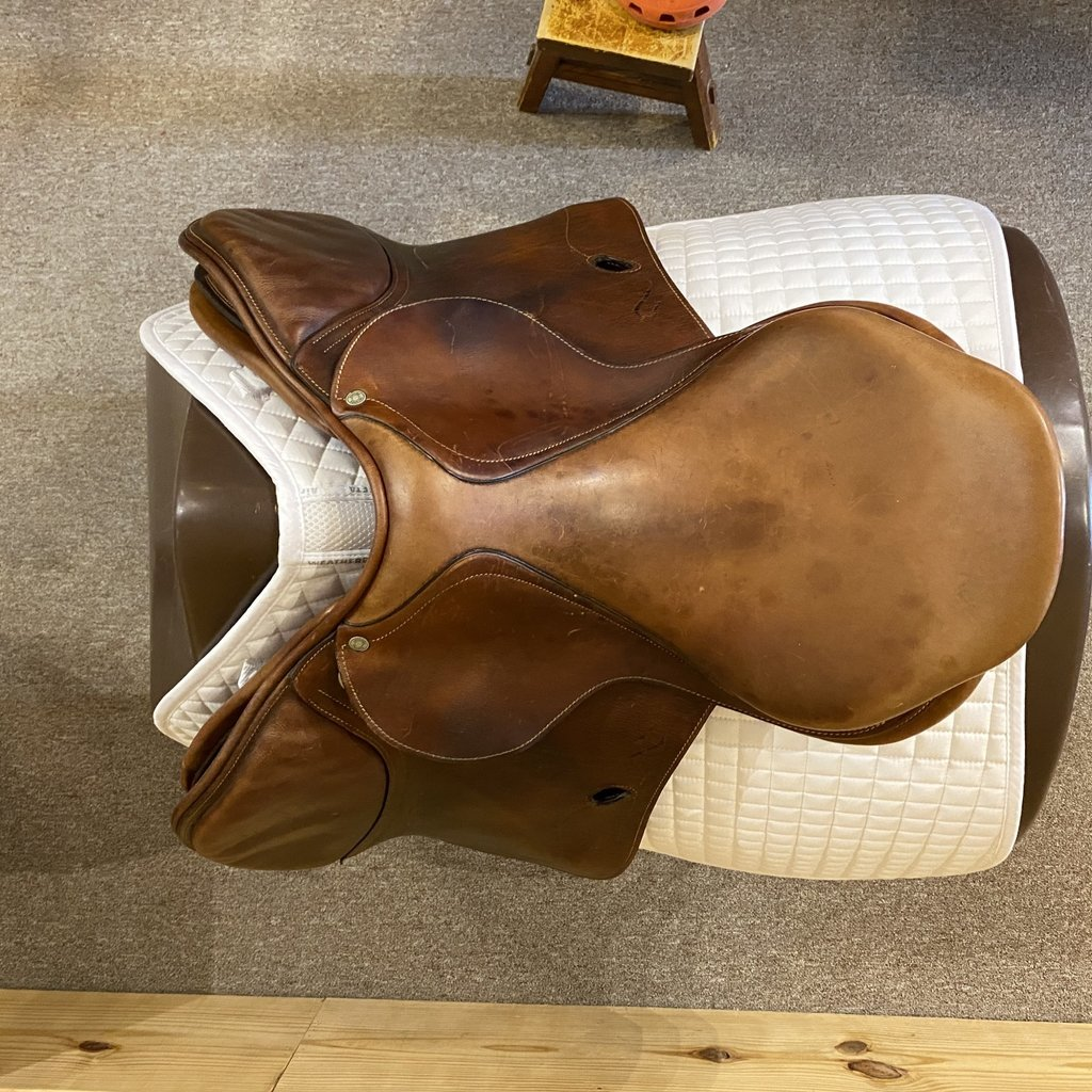 Used Antares Thea Jumping Saddle - T334