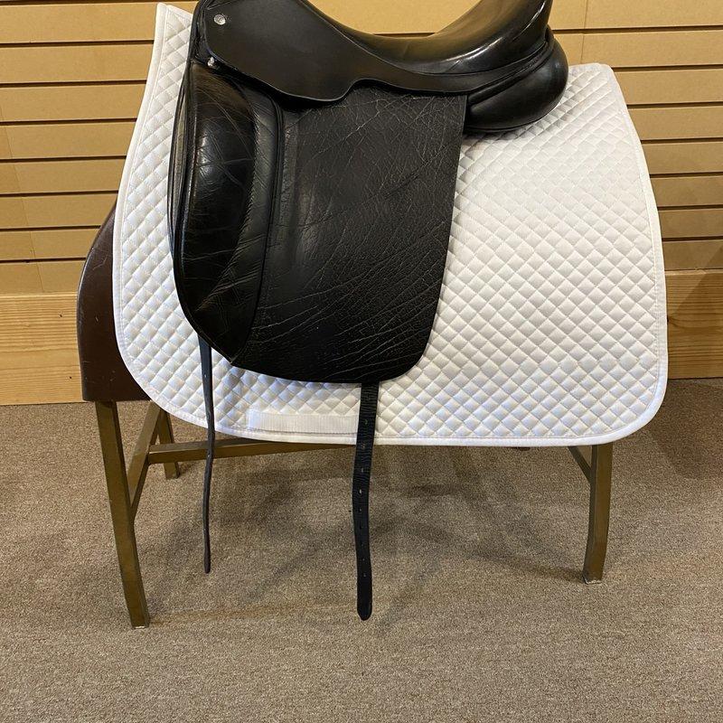 CUSTOM SADDLERY BRAND Used Steffens Advantage Saddle