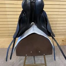 CUSTOM SADDLERY BRAND Used Steffens Advantage Saddle - T333