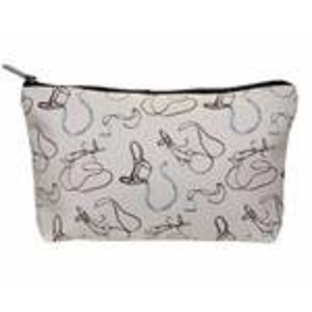 AWST int'l AWST Lila Cosmetic Pouch