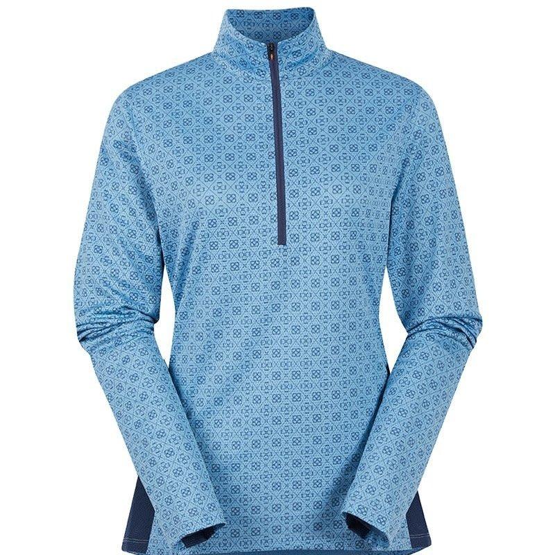 Kerrits Ice Fil Lite LS Shirt Print