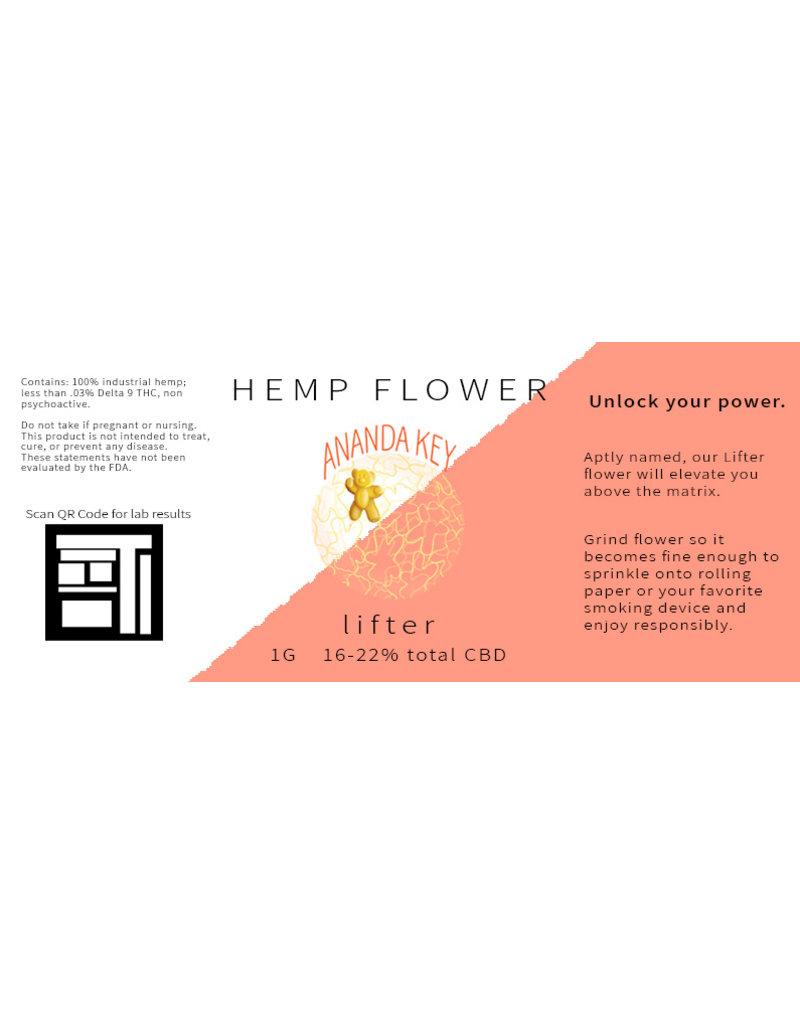 Lifter Hemp Flower